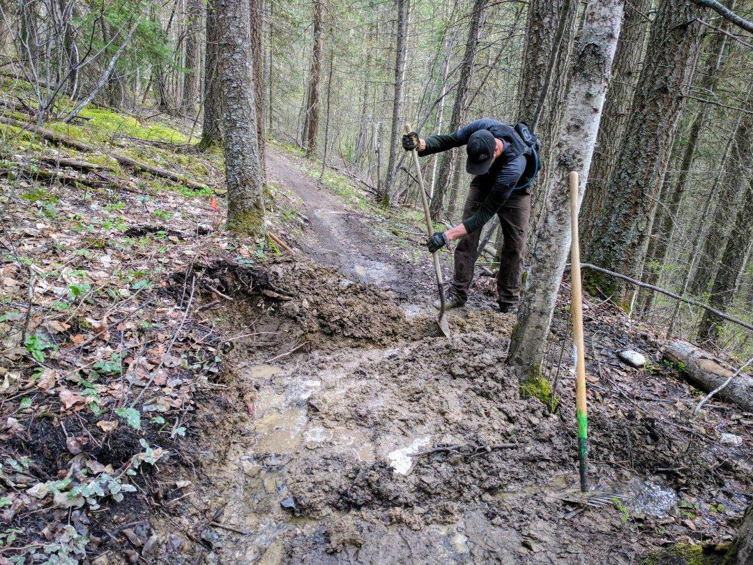 Trail Day 6